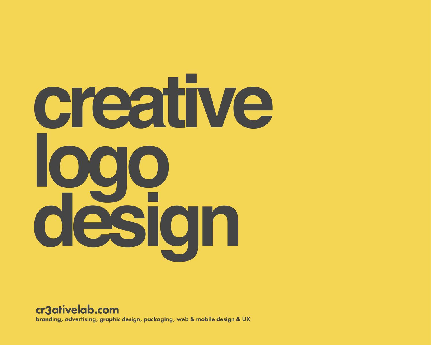 Creative Logo Design by cr3ativelab - 103000