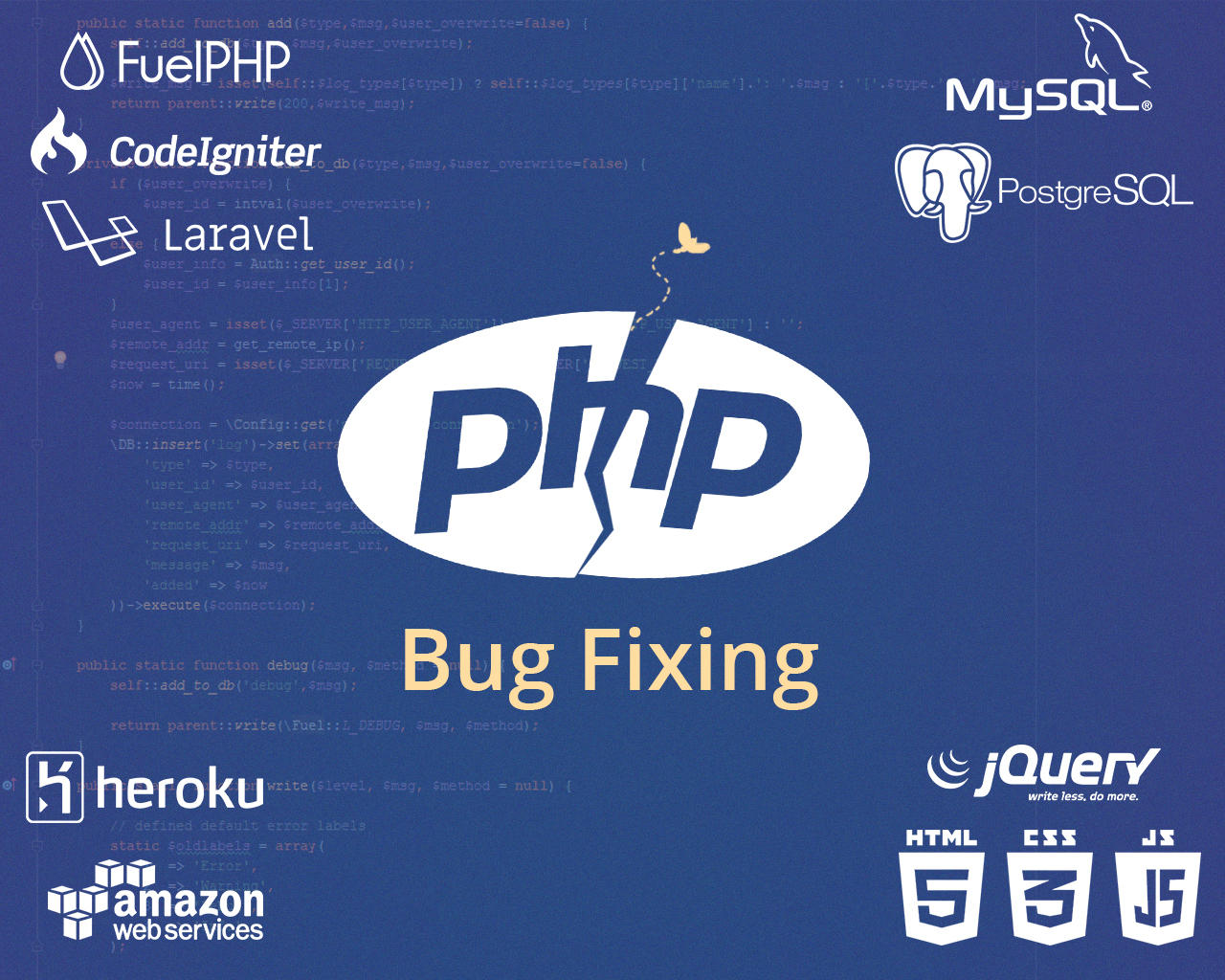 PHP Bug Fixing by frogjump - 106994