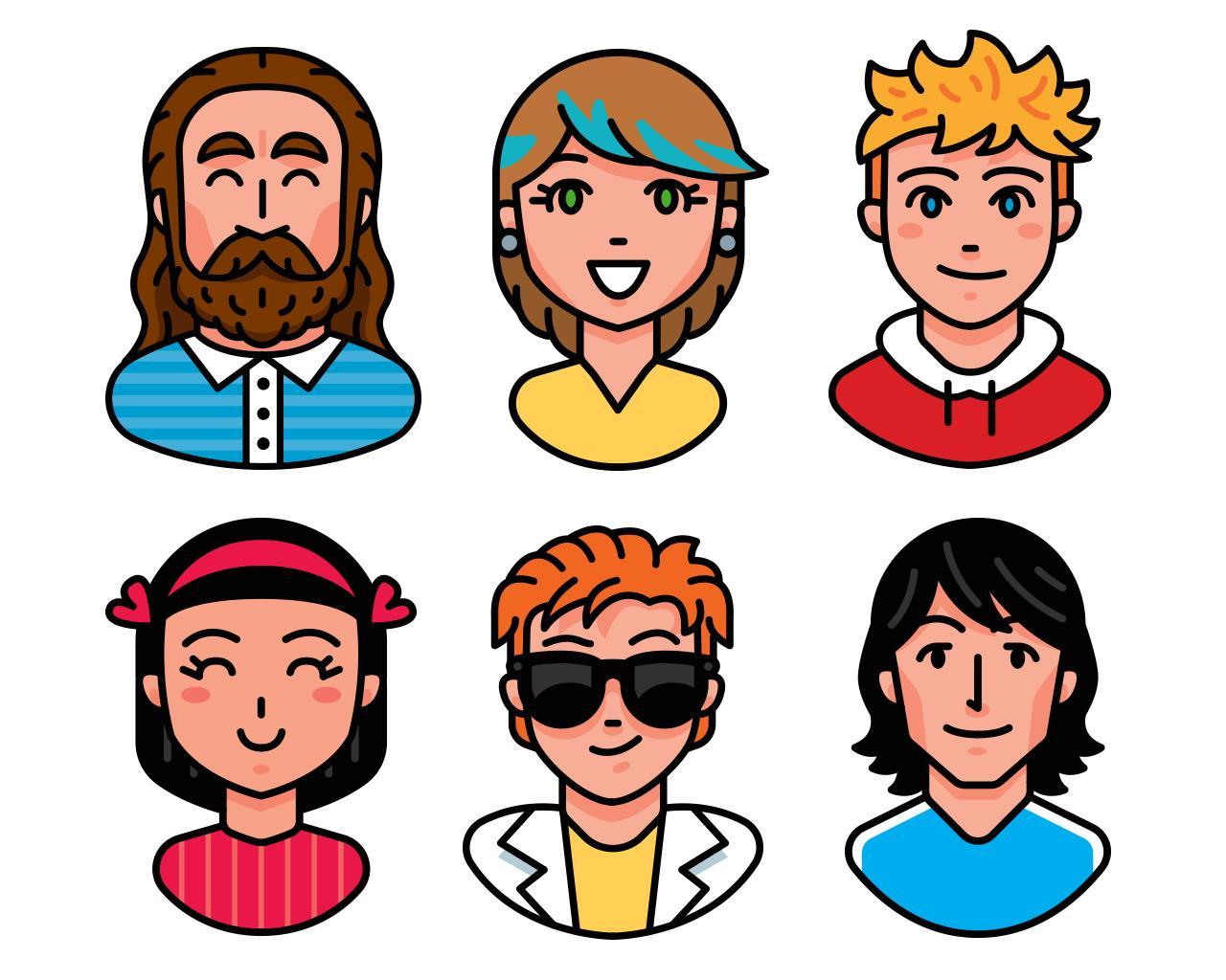 Your Personal Cartoon Avatars, In your image and likeness by ManuDesign - 107747