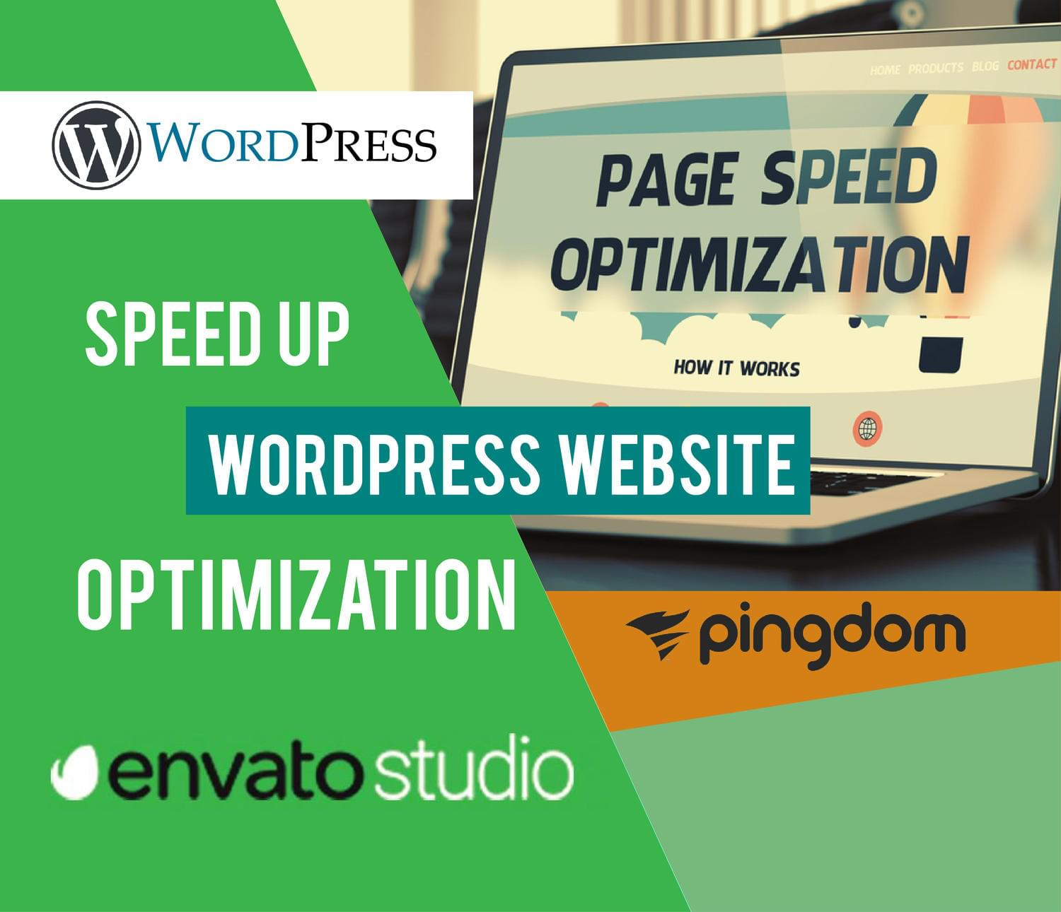 Speed Up WordPress Website Optimization by MuhammadHaroon - 116487