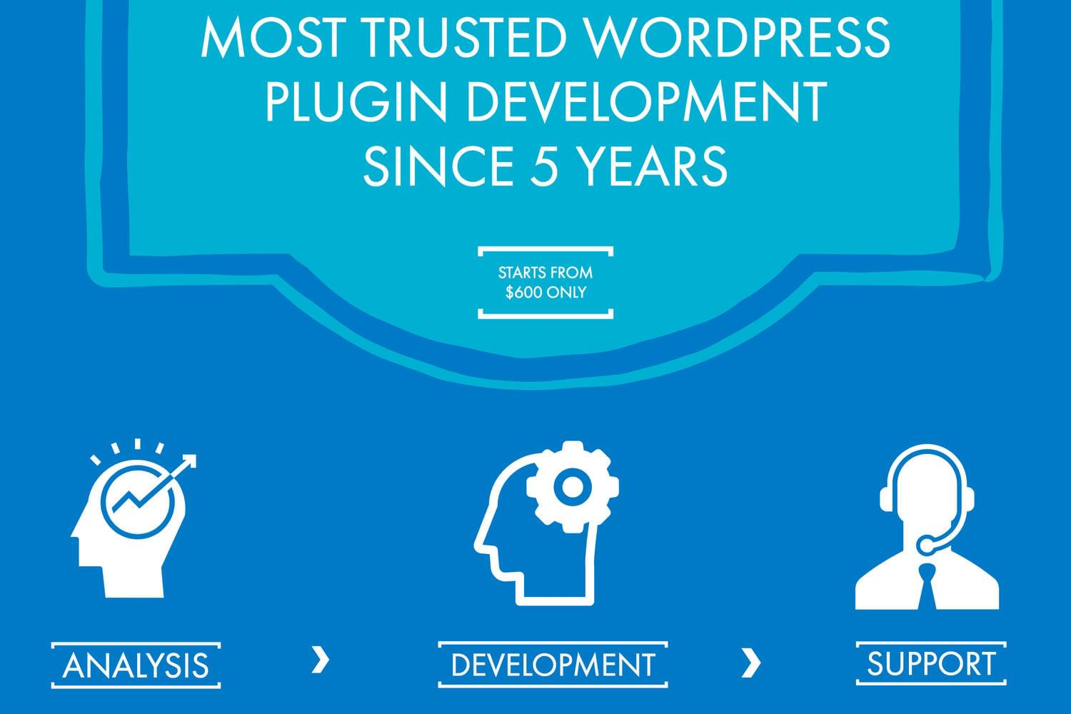 New Wordpress Plugin Development  (Custom Plugins) by cWebConsultants - 114114