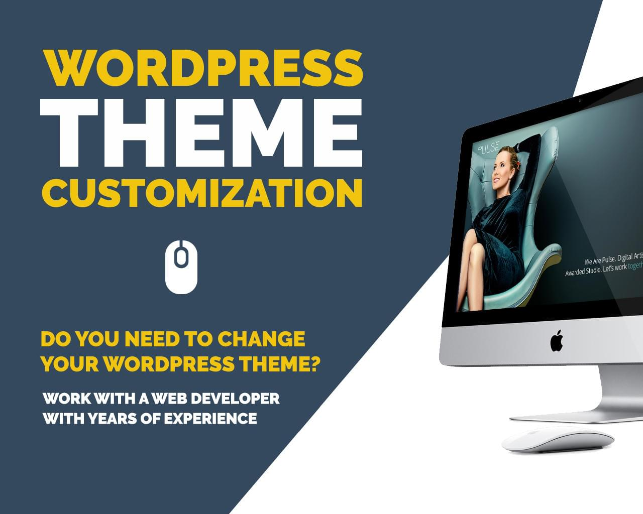 Professional Theme Customization by Pirenko - 111834