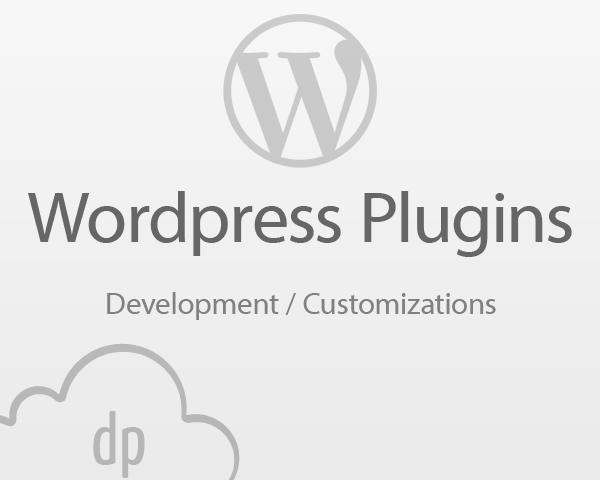 Wordpress Plugin Development / Customization by DPereyra - 56695