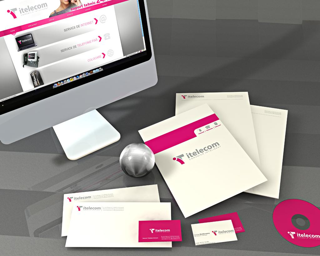 Complete Corporate Identity Pack by bvdr - 2550