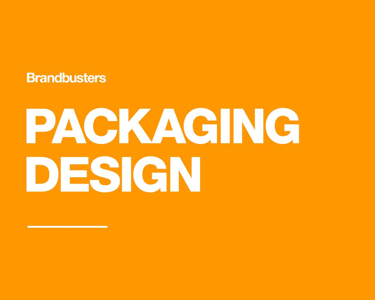 Professional Packaging Design by Brandbusters - 110656