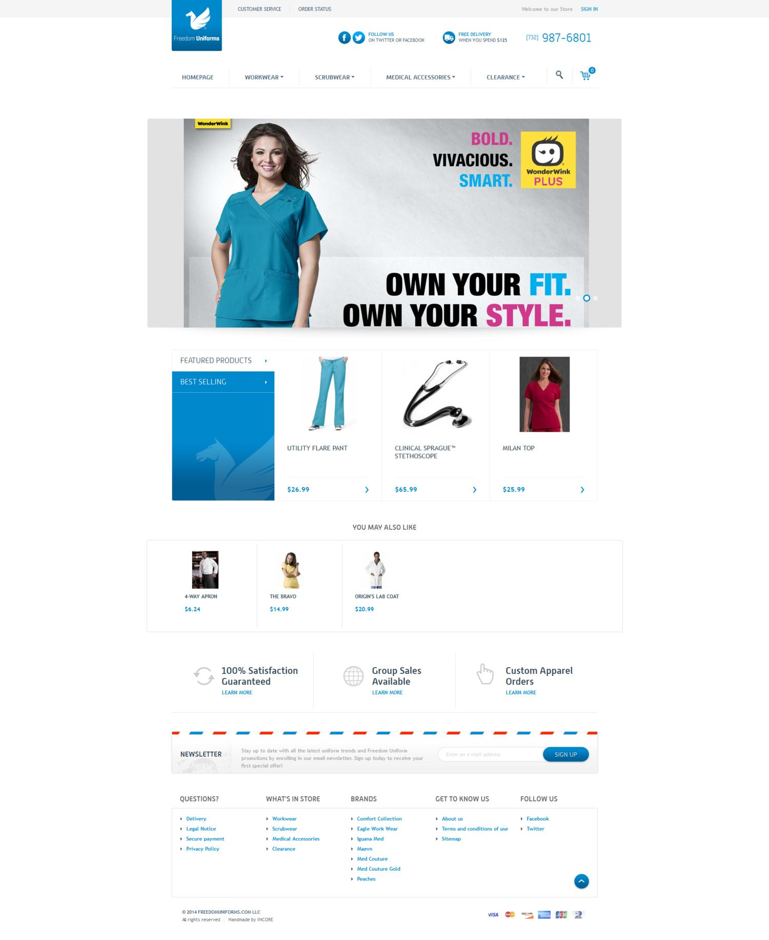 High Quality Implement PSD/HTML to PrestaShop by prestahome - 43550