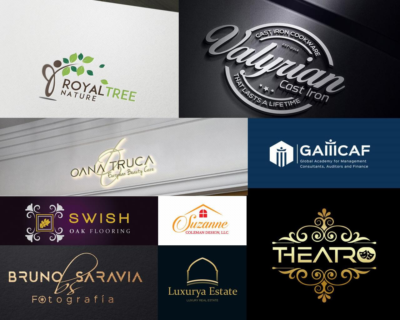 Modern & Pixel Perfect Logo Design by felicidads - 117366