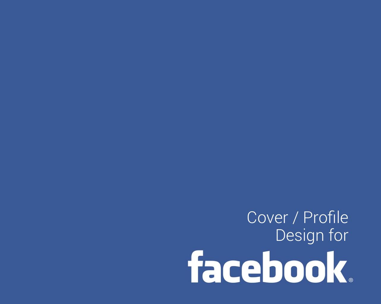 Custom Facebook Profile/Cover Design by eddienewman - 101266