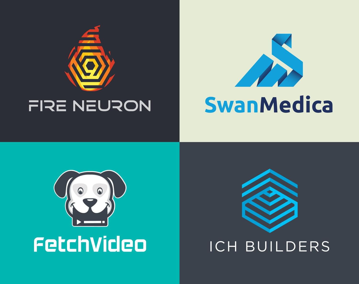 Professional and Clean Logo Design by GenesisDesign - 116418