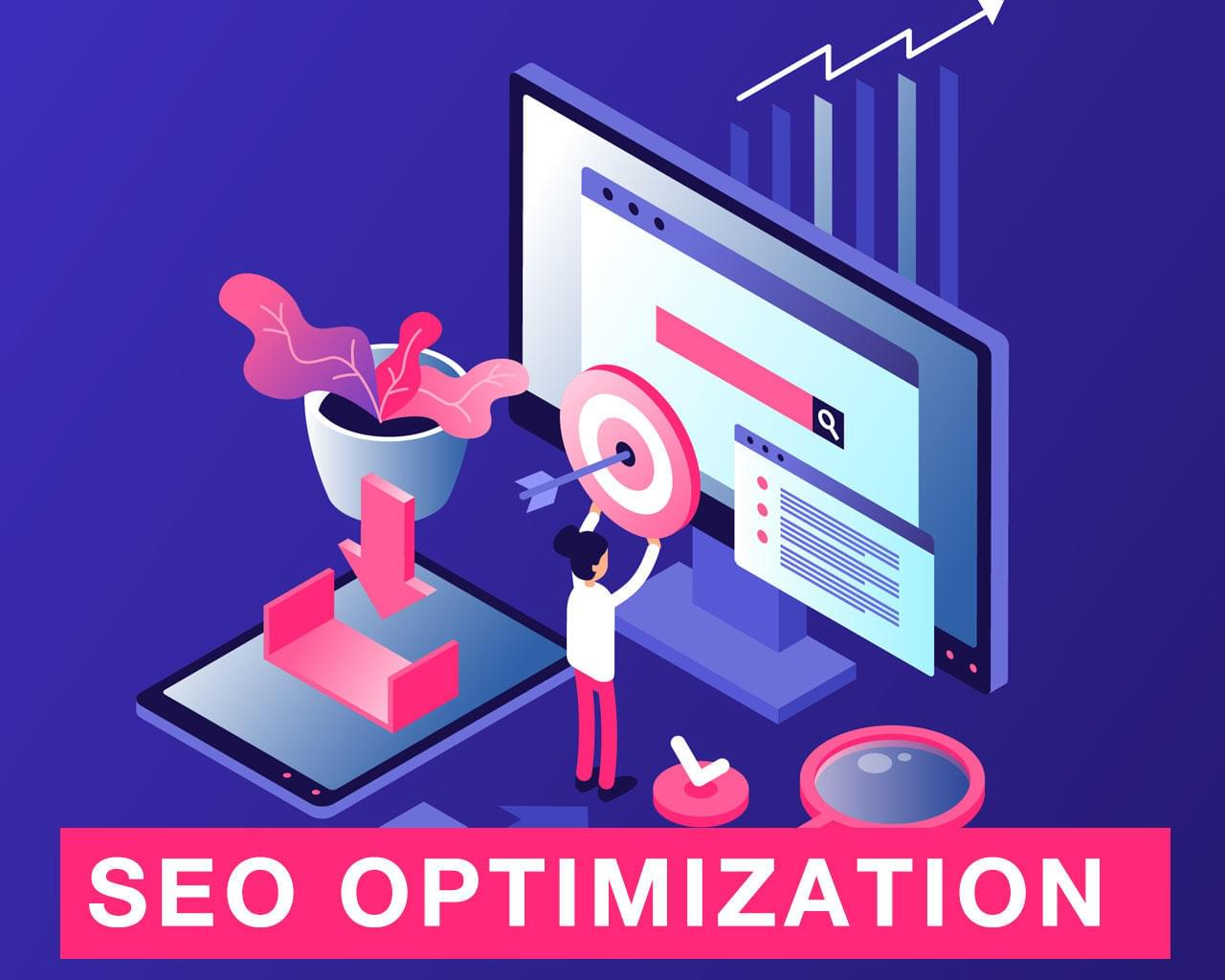 SEO Optimization by RoyalArts - 117511