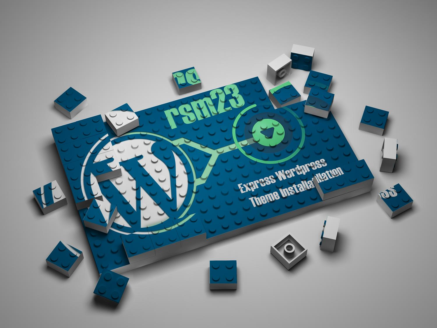 Wordpress Installation (+Demo Content, Logo, SEO, Security, Ecommerce)  by rsm23 - 61928