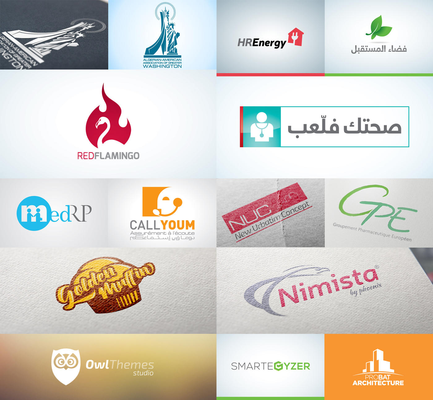 Professional Logo Design by Fateh_Zid - 86807