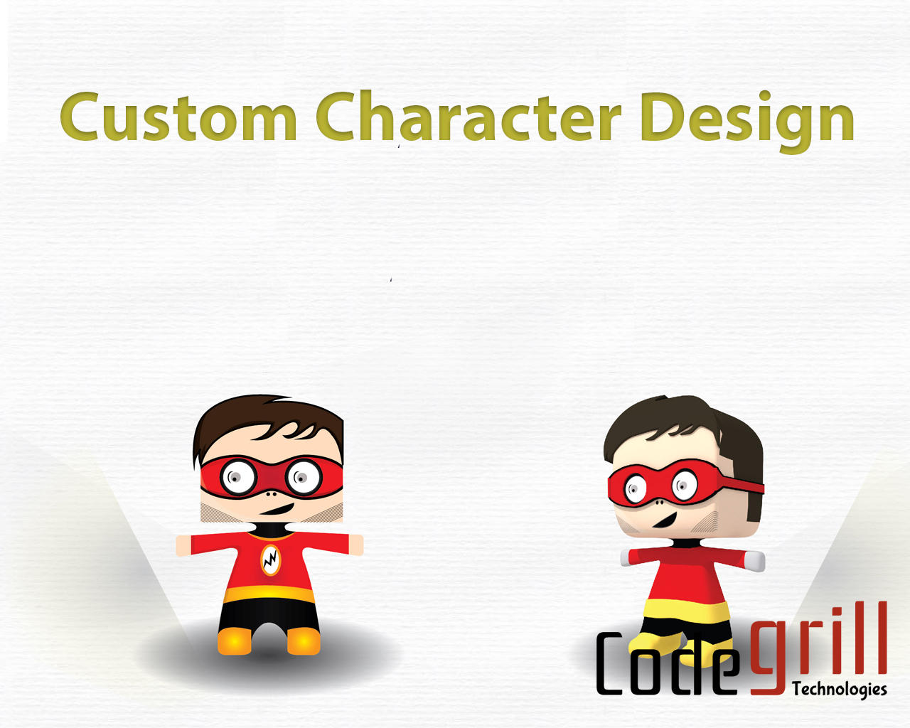 Character Design for Games - Apps - Website by lubolabs - 95392