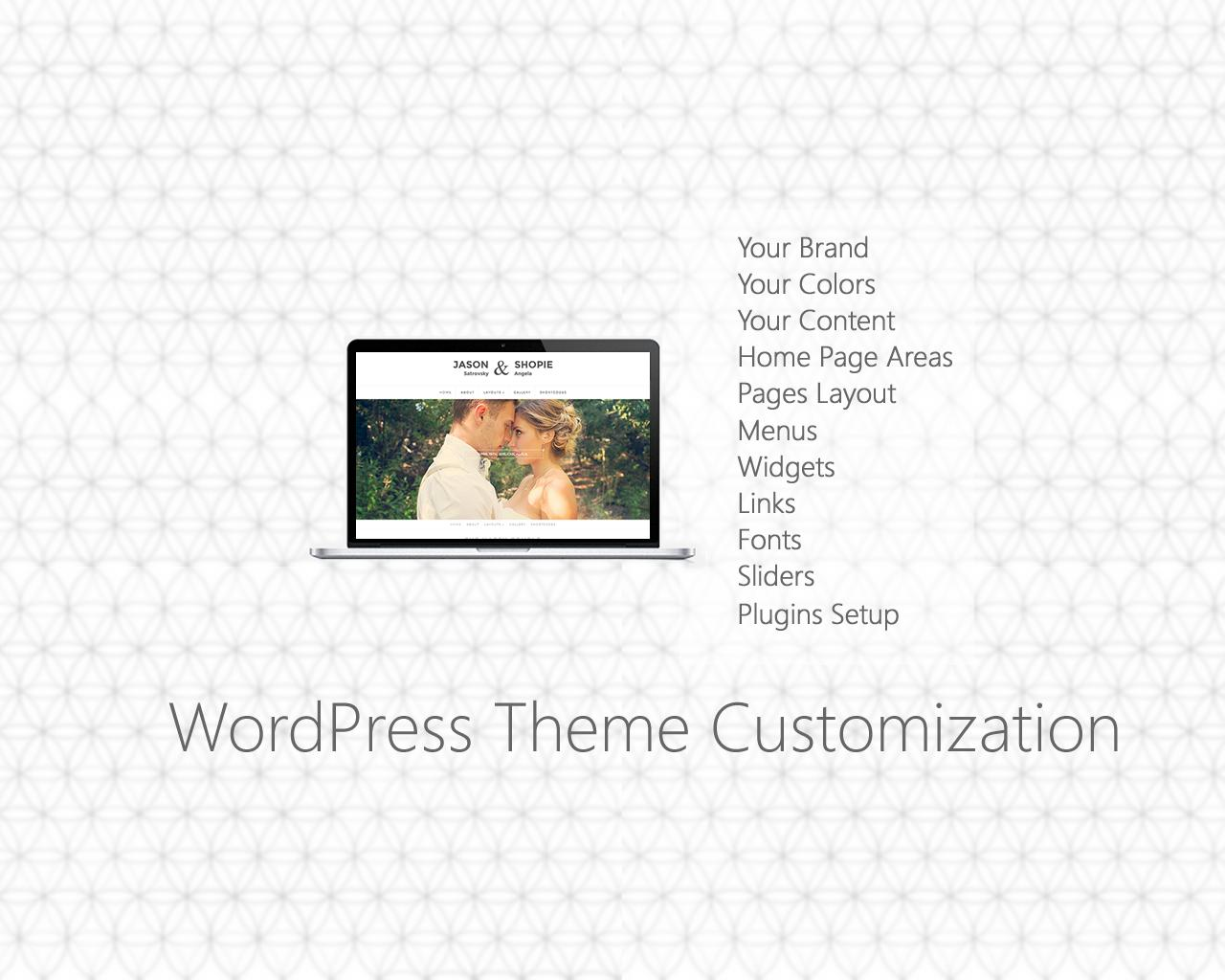 Complete WordPress Theme Customization by sympleweb - 63230