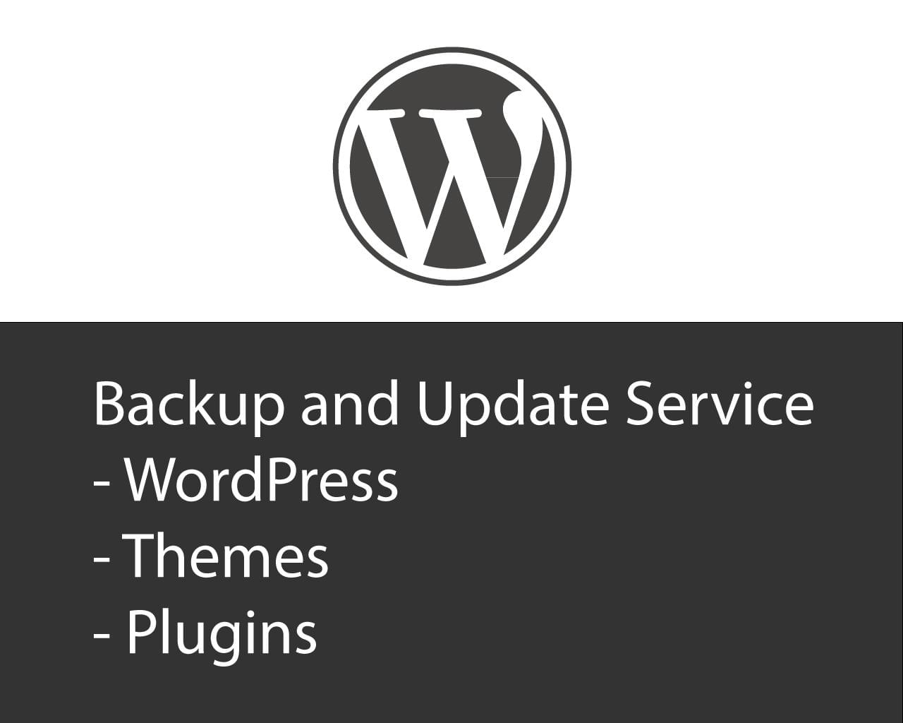 WordPress Theme + Plugins Backup and Update Service by subhasmruti - 111023