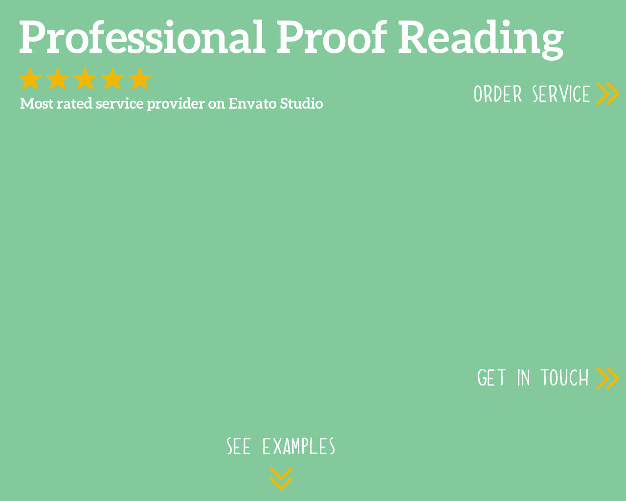Professional Proof Reading 1200 - 5000 words by zlaws - 74974