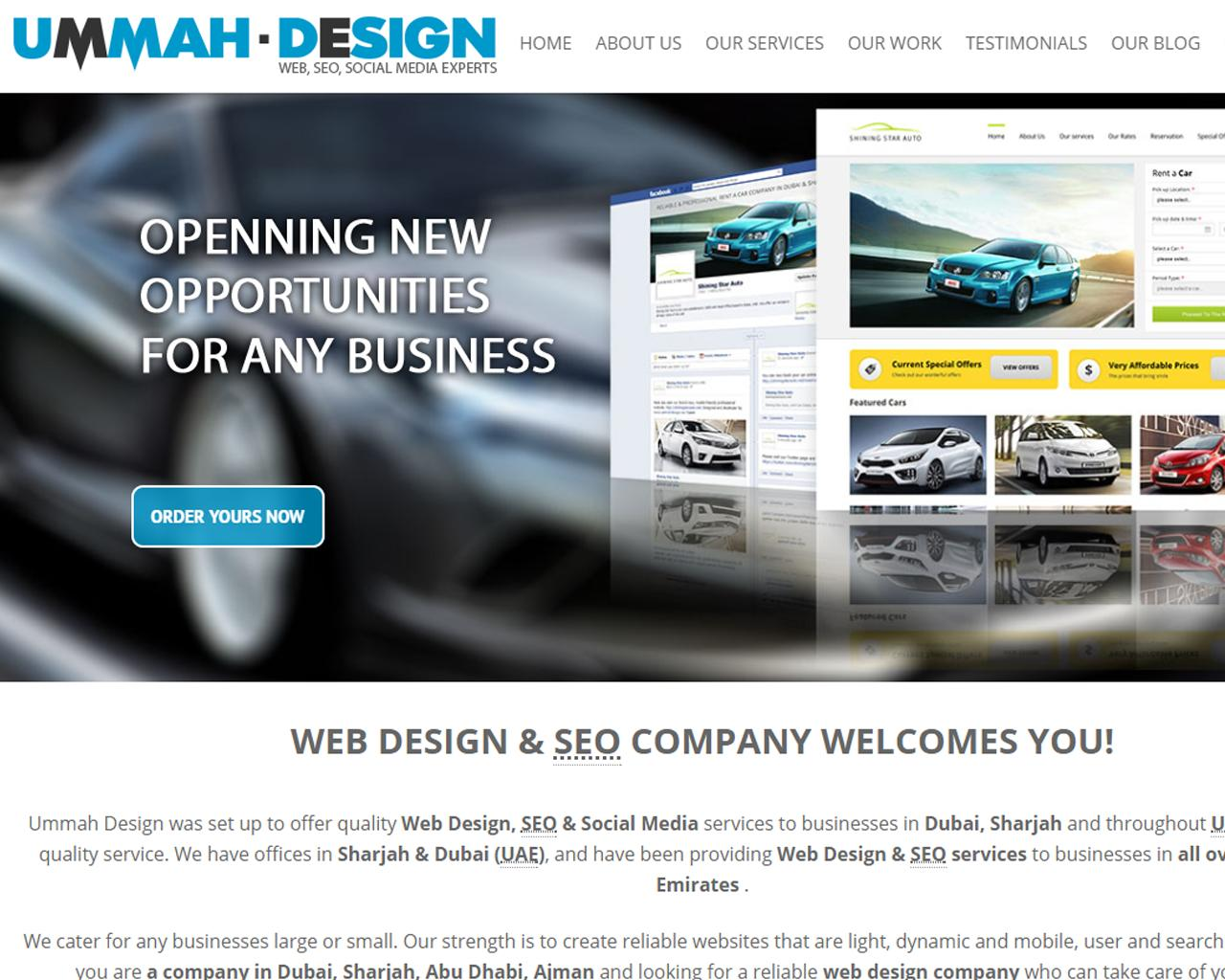 PSD to Responsive HTML5 and CSS3 by max-themes - 107630