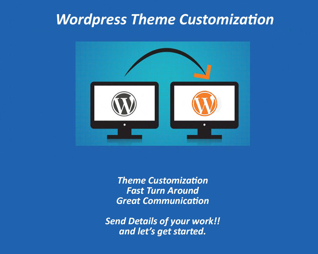 Wordpress Theme Customization by webfulcreations - 90530