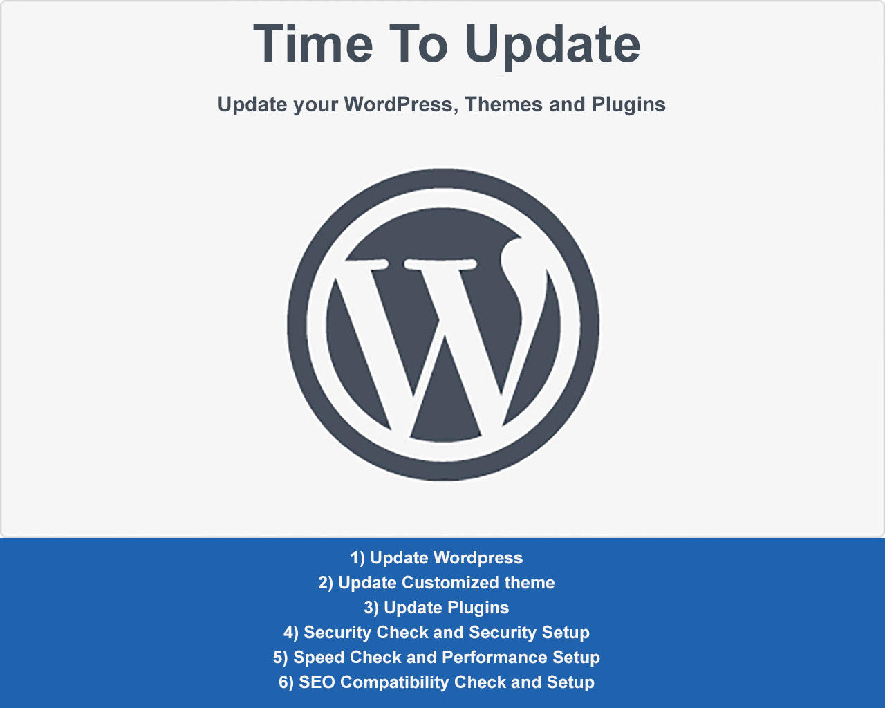 Update Customized Wordpress Theme To Latest Version by webfulcreations - 90528