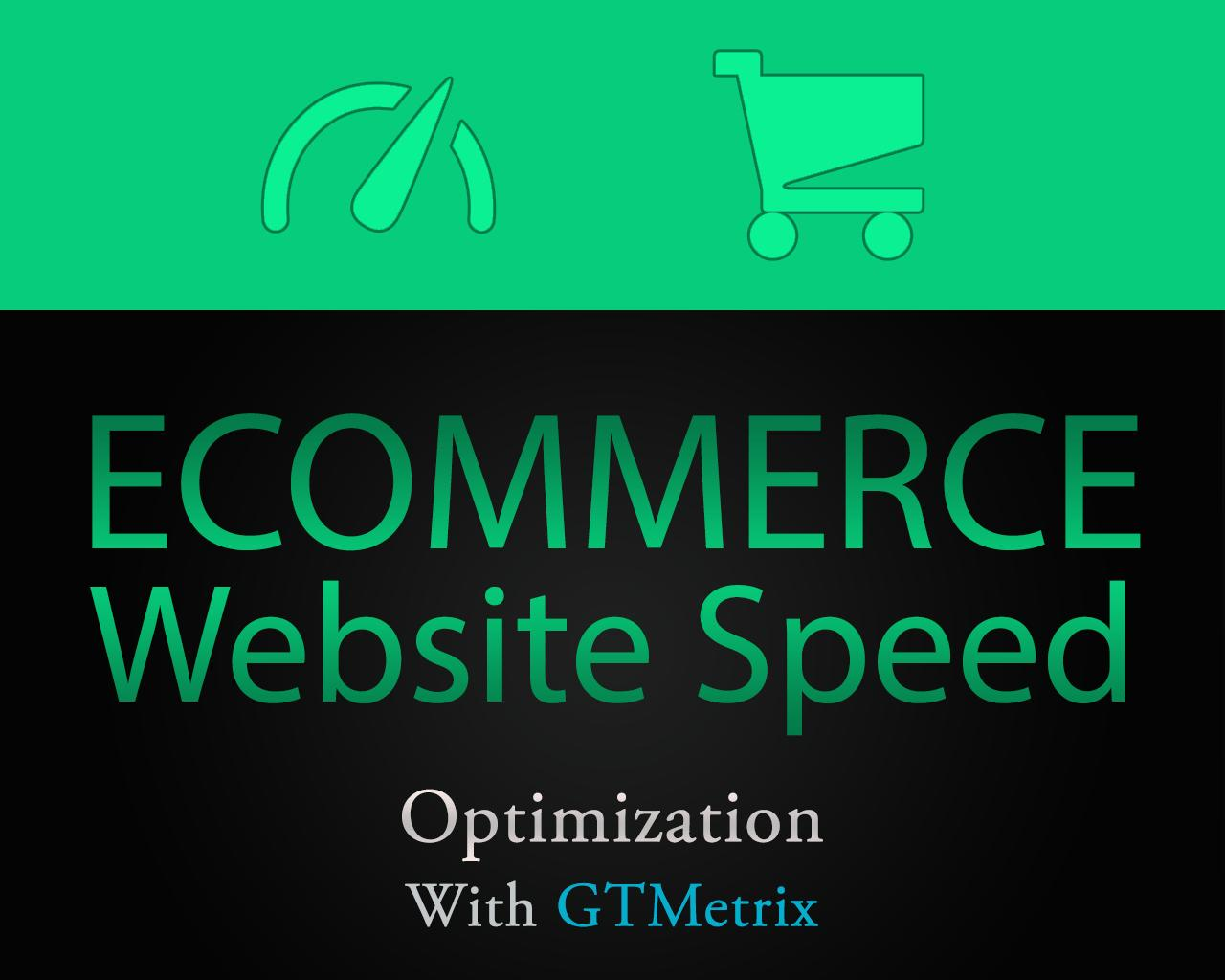 Ecommerce Website Speed Optimization by ScorpionGod - 71117