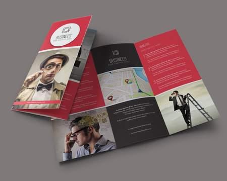 design studio brochure - brochure design services on envato studio