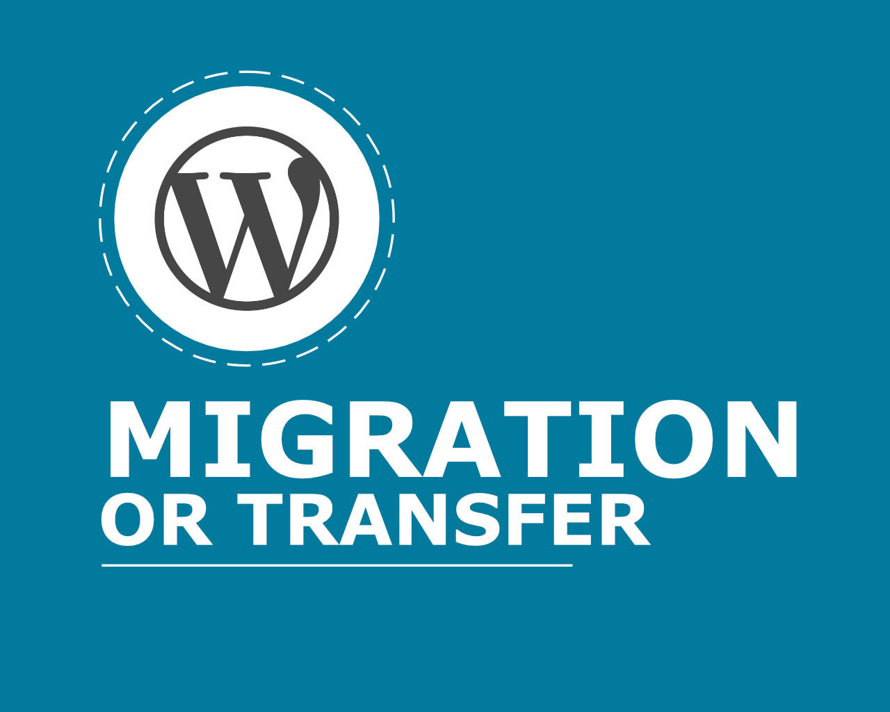 WordPress Migration or Transfer by jassdesigngroup - 105763