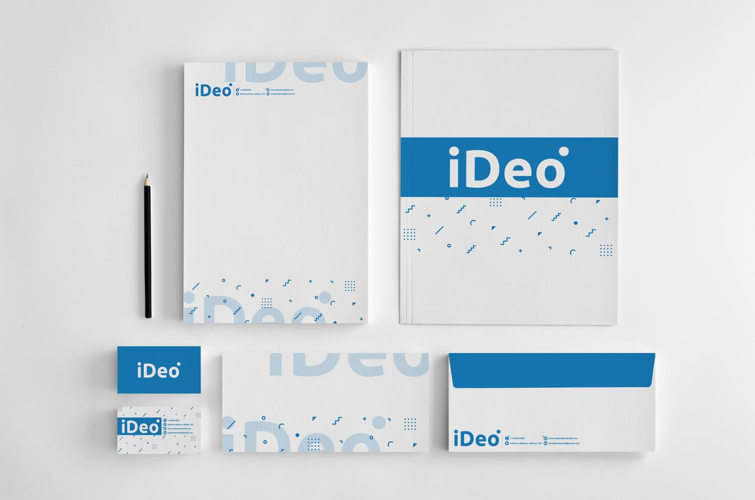 Stationery Design by green_green - 116309