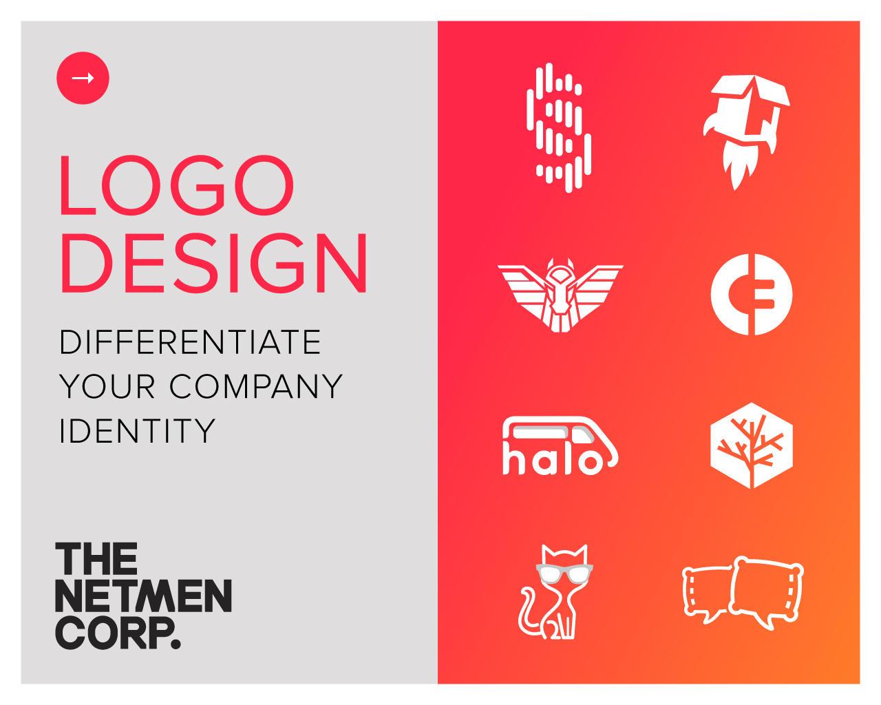 Rush Original And High Quality Custom Logo Design By Thenetmen On