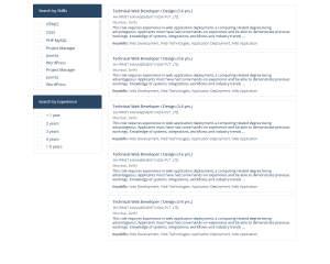 online examination system using html5 php mysql - Php Mysql Jobs