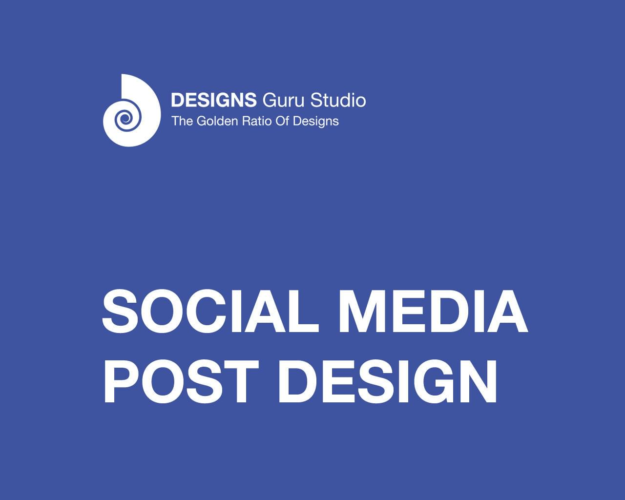 Social Media Post Design by designsgurustudio - 116987