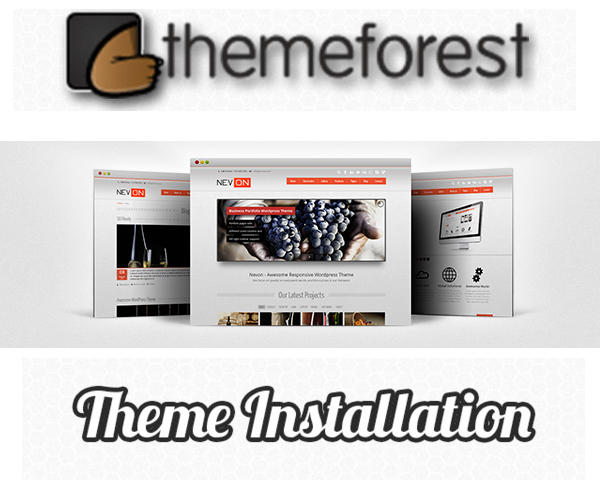 Wordpress Theme Installation and Demo Setup by cyberbytes - 50898