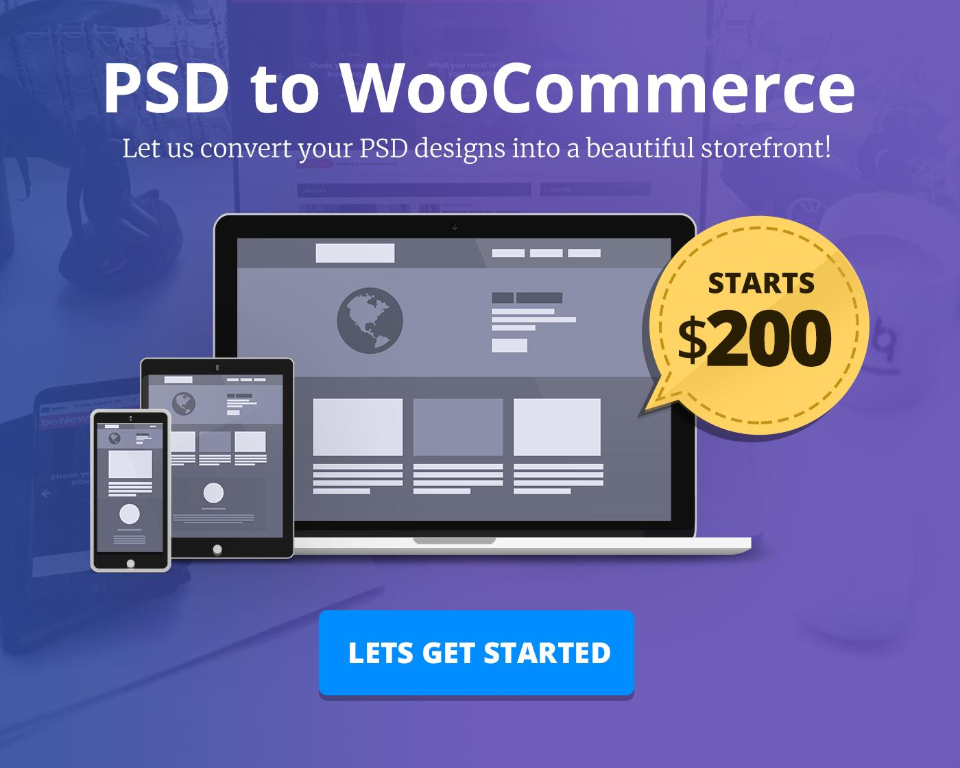 PSD to WooCommerce Store Development by BloomPixel - 110296
