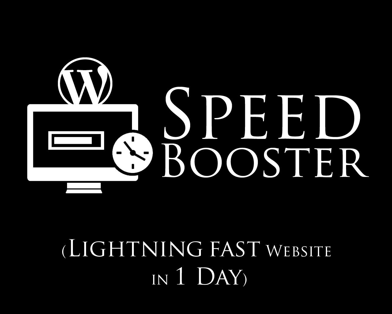 Wordpress Speed Booster Pack by hasanet - 101231