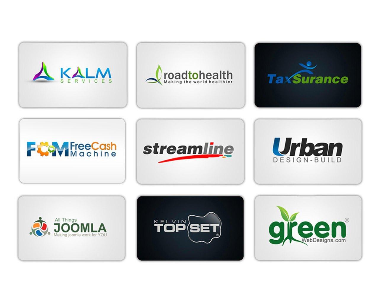 logo design branding services on envato studio professional logo design service