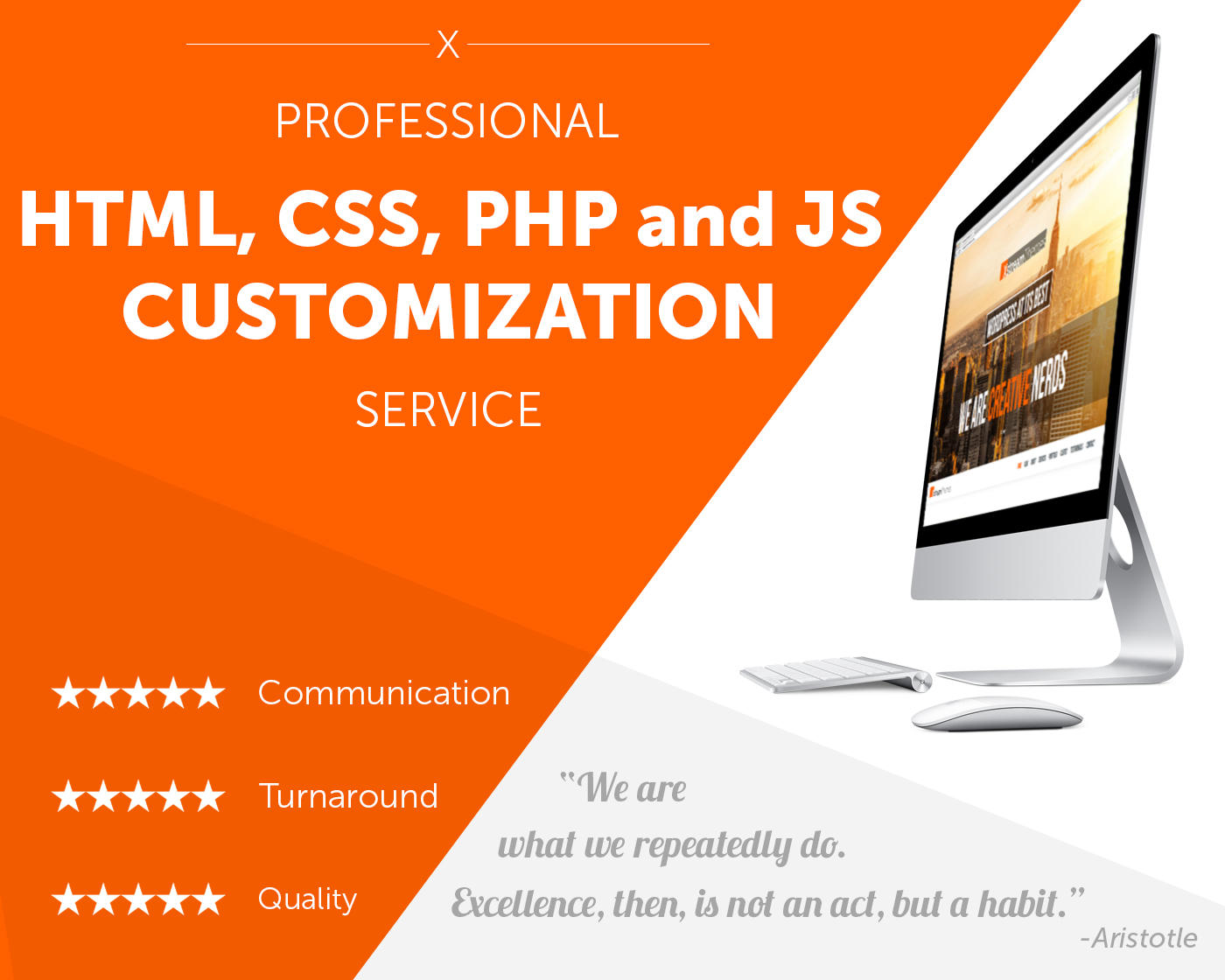 Professional Website Customization & Updates by xstreamthemes - 63241