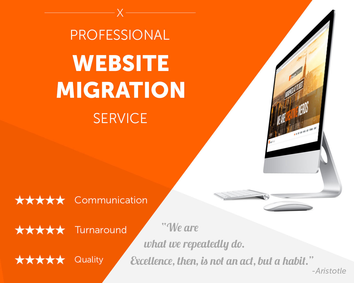 WordPress Website Migration Service by xstreamthemes - 63240