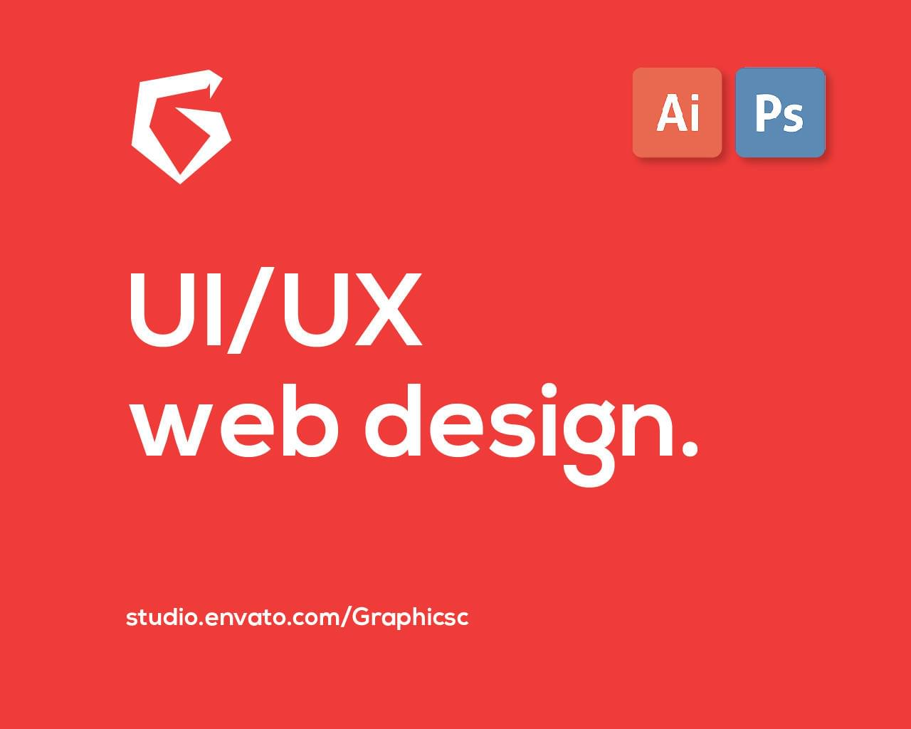 UI/UX Premium Web Application Design by Graphicsc - 115870