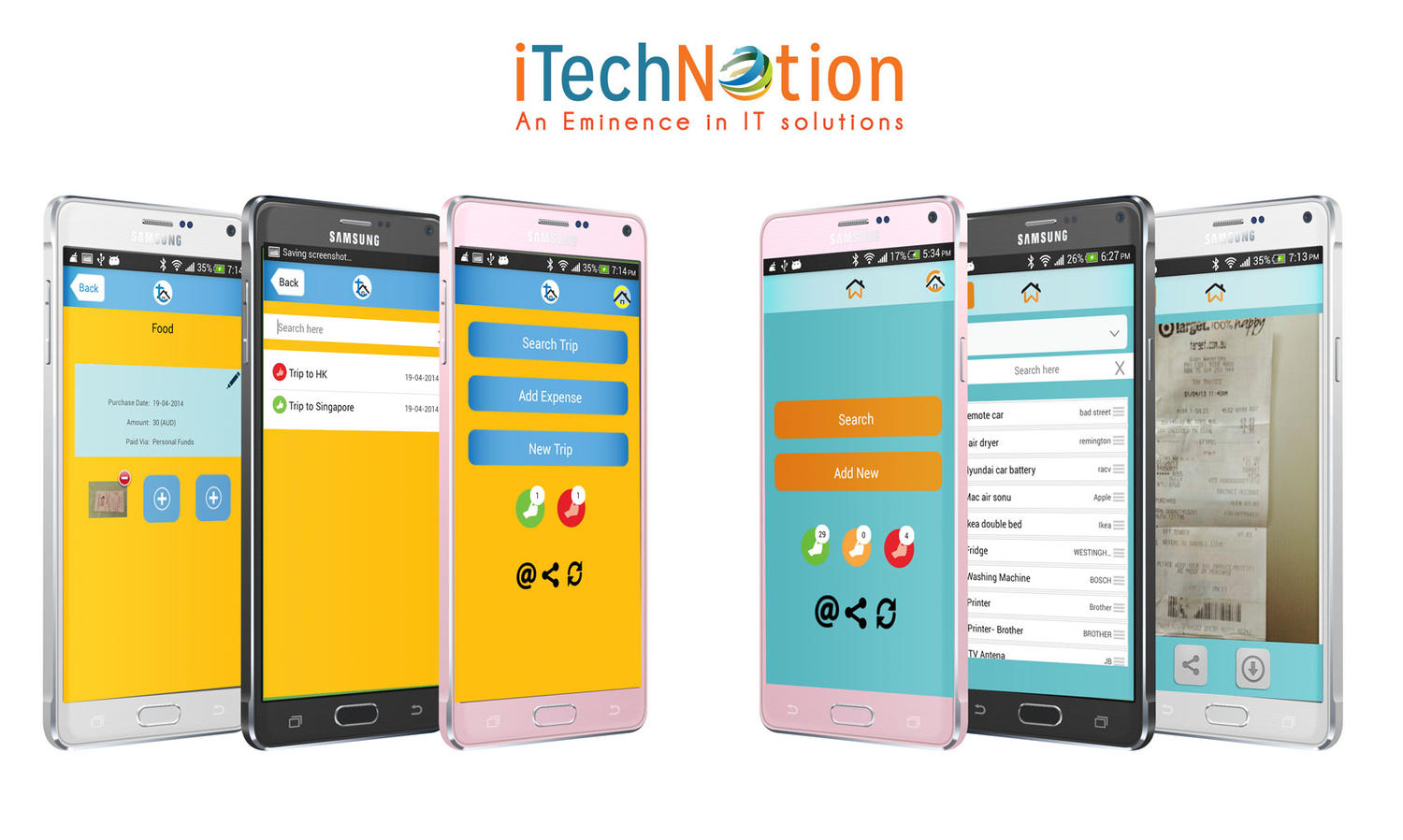 Native Android Application Development by itechnotion - 78046