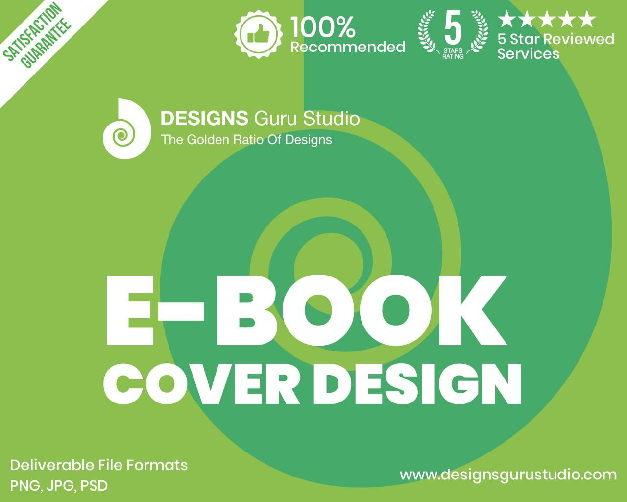 e-Book Cover Design by designsgurustudio - 119969