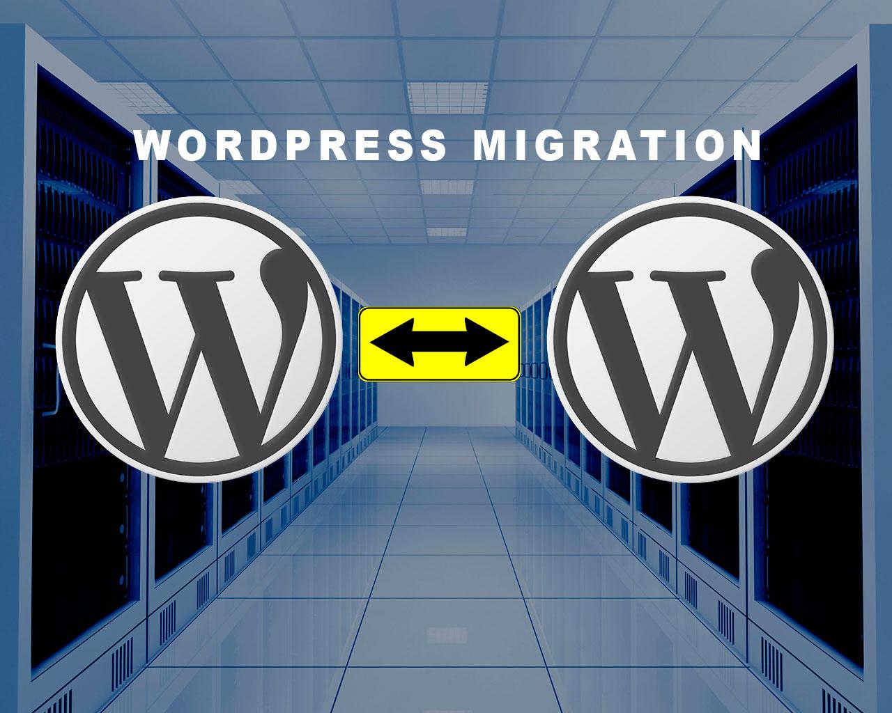 Image result for wordpress migration service