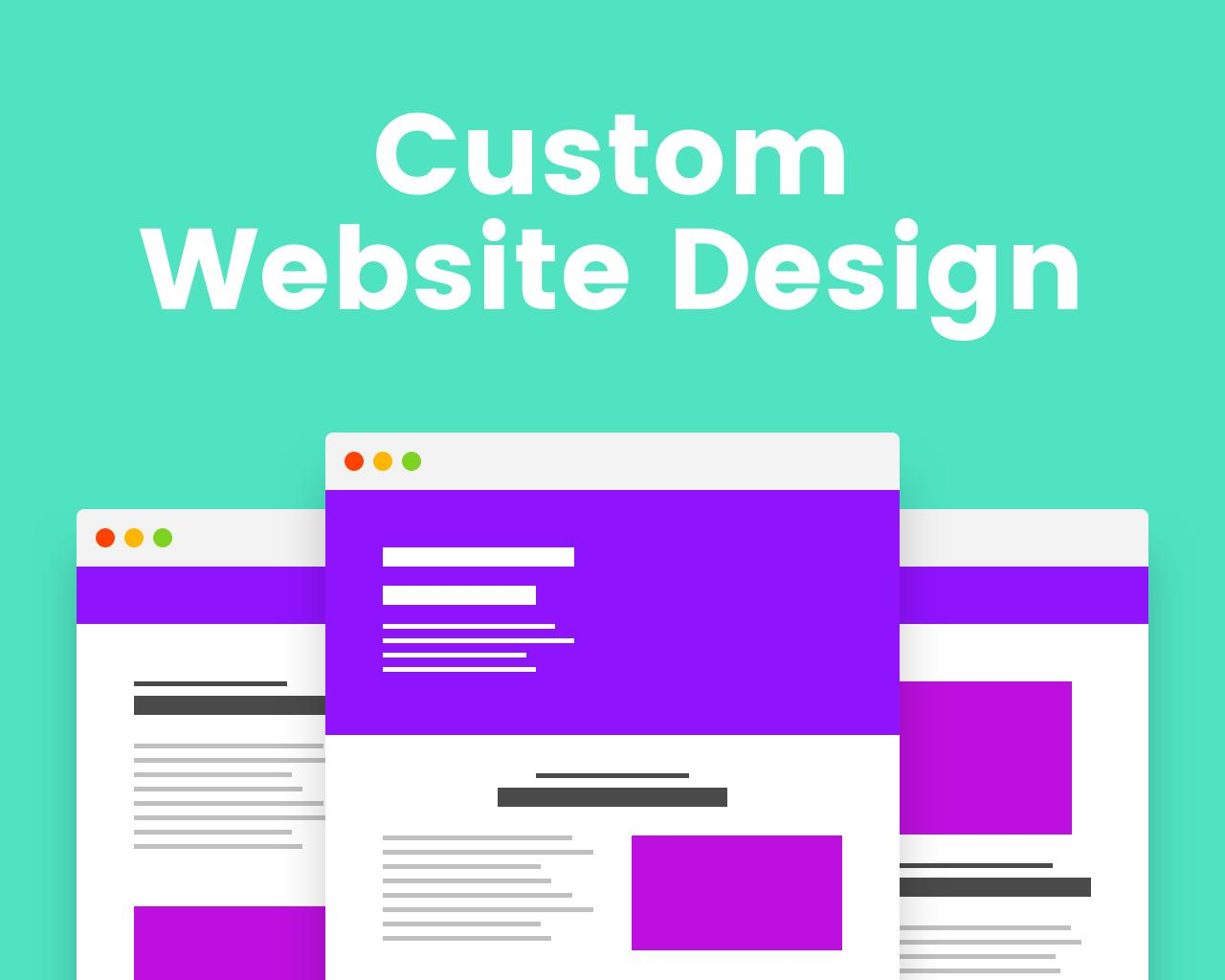 Custom Website Design by Coffeecream - 109958