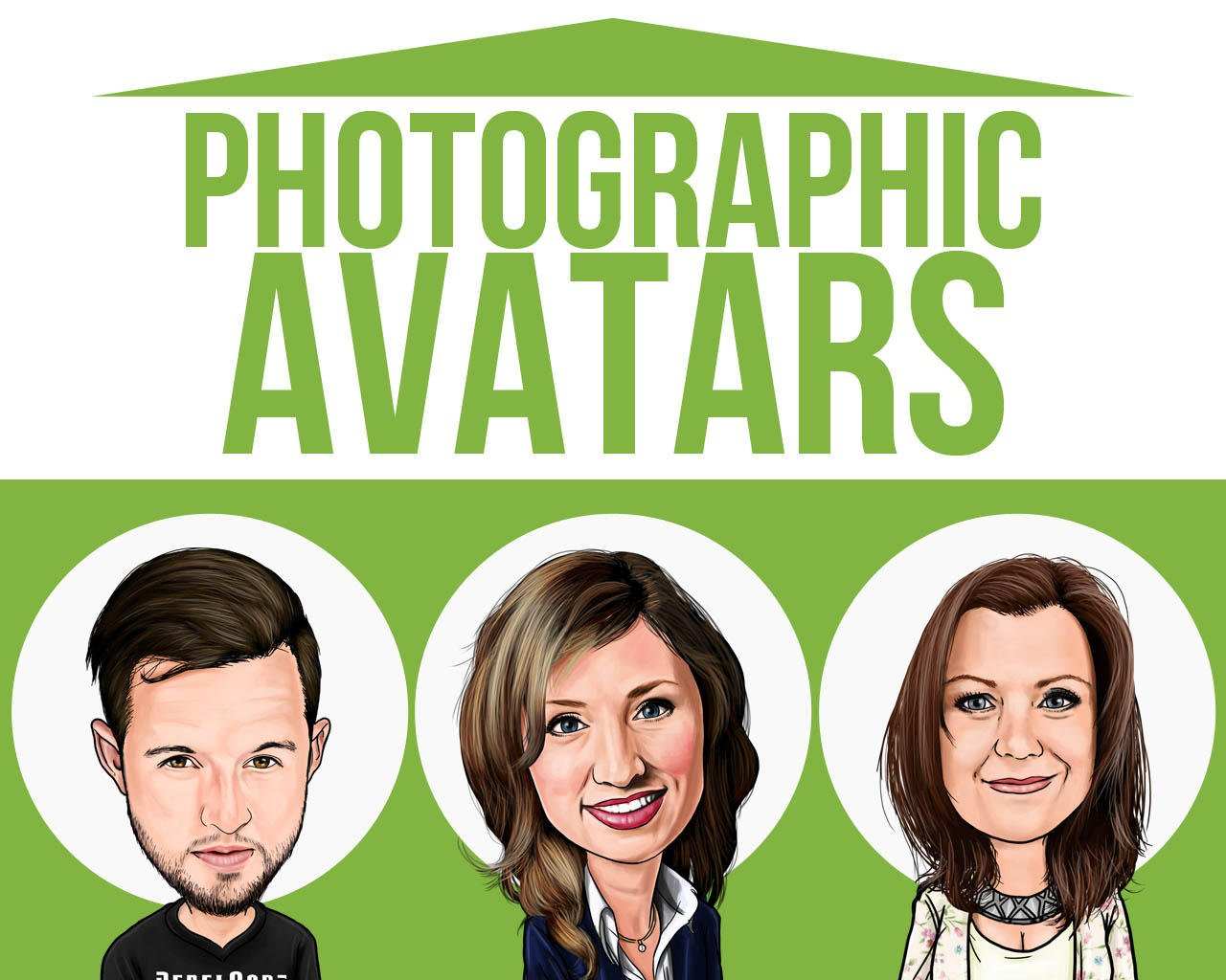 Photographic Cartoon/Caricature Avatars by r4pro - 99027