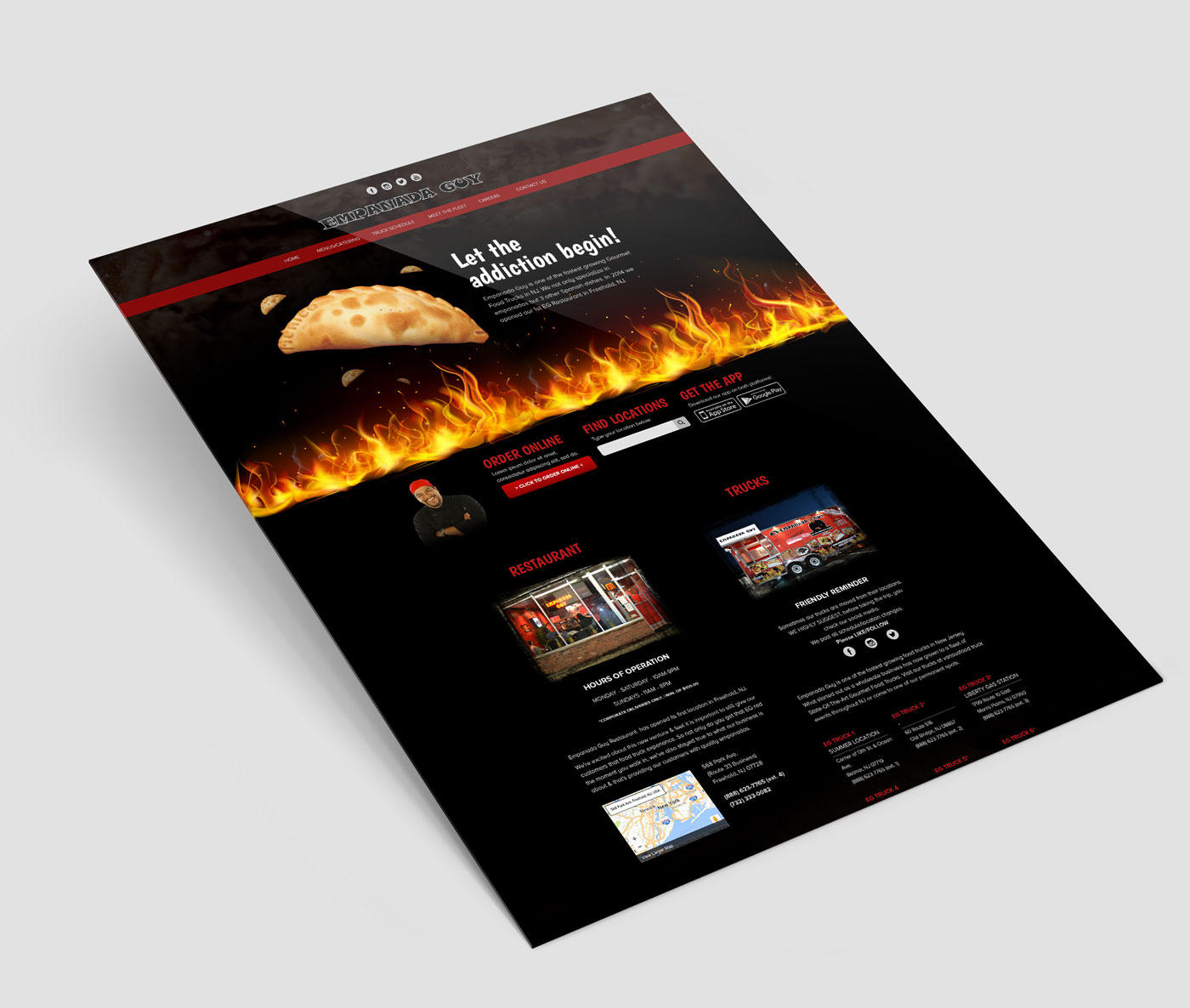 Custom & Original Landing Page Design by AscendDevelopment - 102188