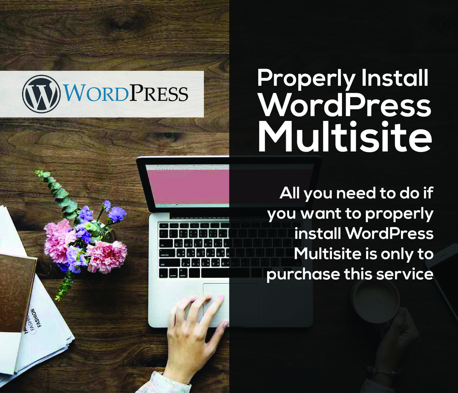 Properly Install WordPress Multisite by MuhammadHaroon - 116484