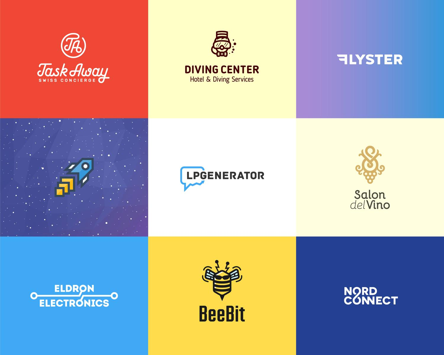 Smart and Neat Logo Design by bulbfish - 101145