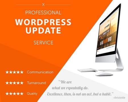 WordPress Support Services on Envato Studio