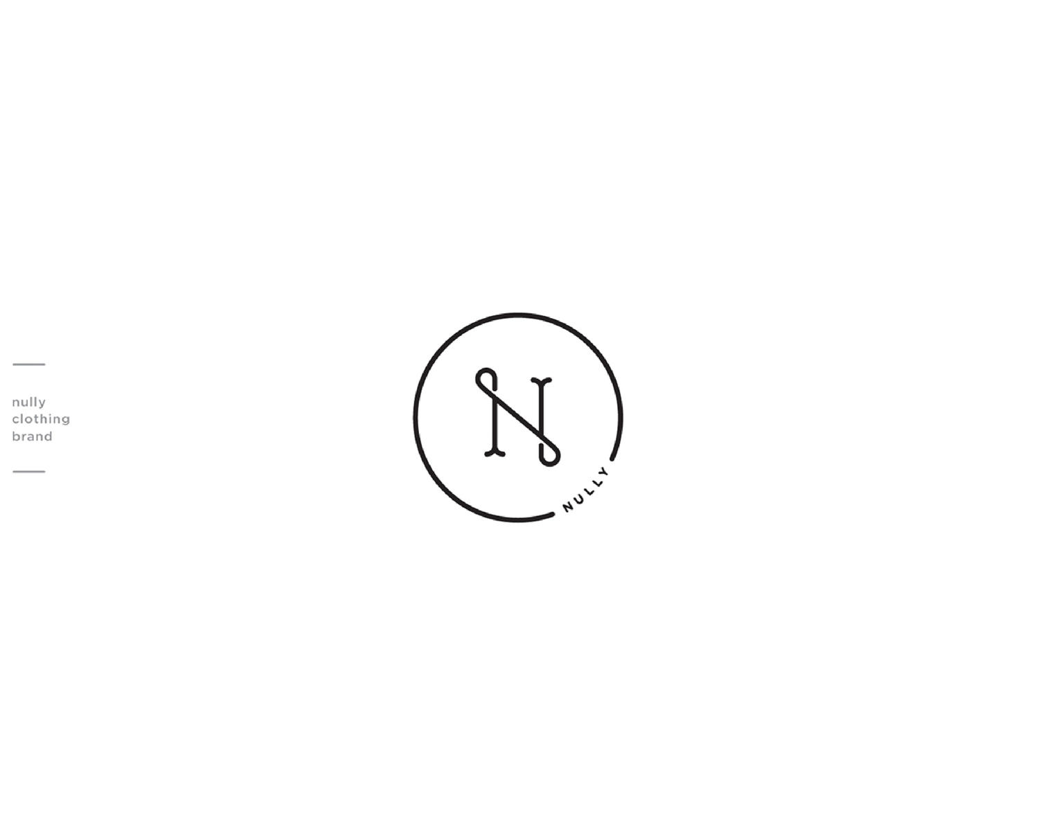 fashion and clothing modern brand logo by andrejapopovic