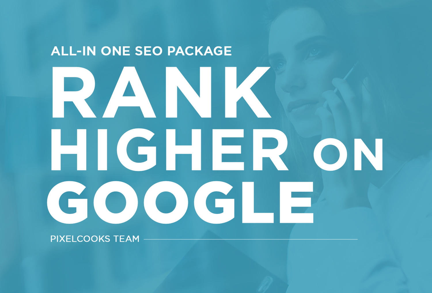 Rank Higher on Google with All-In-One Wordpress SEO by pixelcooks - 109436