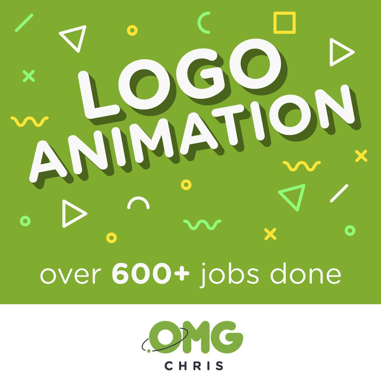Professional Custom  HD Logo Animation by OMGChris - 119176