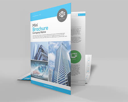 Creative Brochure Design Us Letter A4 By Terusawa On